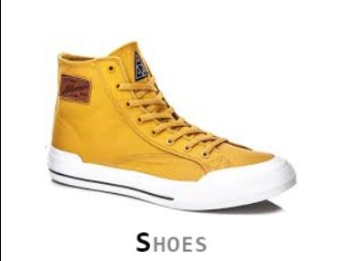 メニューshoes